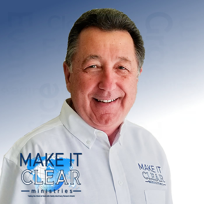 Dr. Stan Ponz - Founder Make It Clear